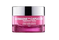 Germaine De Capuccini Timexpert Rides Global Cream Wrinkles Rich – Крем насыщенный для коррекции морщин сухой и нормальной кожи, 50 мл - фото 16285