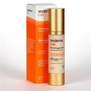 Sesderma C–Vit Revitalizing Gel Cream Antiox – Гель-крем увлажняющий антиоксидантный для лица С–Вит, 50 мл