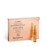 Dermatime C-Time Proteoglycans + Vitamin C – Протеогликаны и витамин С в ампулах, 5шт. по 2 мл