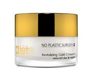 Tete Cosmeceutical Revitalizing Gold Cream Extra Rich – Крем омолаживающий с коллоидным золотом день/ночь, 50 мл