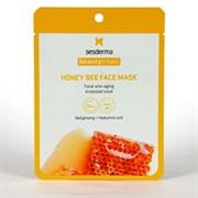 Sesderma Beauty Treats Honey Bee Facial Mask – Маска антивозрастная медовая для лица, 1 шт.