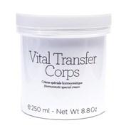 Gernetic Vital Transfer Corps – Восстанавливающий крем для кожи тела в период менопаузы, 250 мл