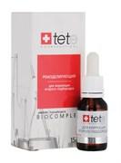 Tete Cosmeceutical Биокомплекс ремоделирующий для коррекции второго подбородка, 15 мл