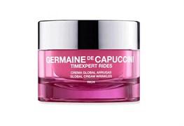 Germaine De Capuccini Timexpert Rides Global Cream Wrinkles Rich – Крем насыщенный для коррекции морщин сухой и нормальной кожи, 50 мл