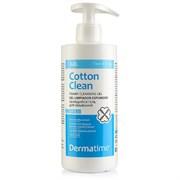 Dermatime Cotton Clean Foamy Cleansing Gel – Гель пенящийся для умывания Дерматайм, 400 мл