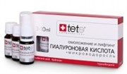 Tete Cosmeceutical Hyaluronic Acid & Algae Extract – Гиалуроновая кислота + микроводоросль, 3 х 10 мл