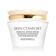 Keenwell Skin Confort Essential Shock Cream – Шок-крем дневной, 50 мл