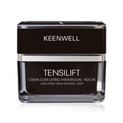 Keenwell Tensilift Ultra Lifting Anti-Rides Night Cream – Крем ультралифтинговый омолаживающий ночной Тензилифт, 50 мл