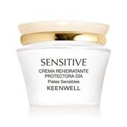 Keenwell Sensitive Remoisturizing Protective Day Cream – Суперувлажняющий крем дневной, 50 мл