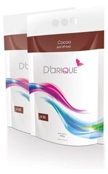 Darique Альгинатная маска для тела c какао, 500 гр - фото 10398