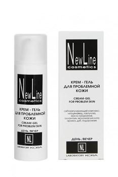 New Line Крем-гель для проблемной кожи, 30 мл - фото 11485