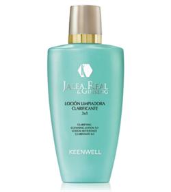 Keenwell Jalea Real and Ginseng – Лосьон очищающий осветляющий 3 в 1, 250 мл - фото 11816