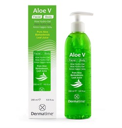 Dermatime Aloe V – Алоэ гидрo-гель Дерматайм, 290 мл - фото 11933
