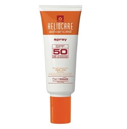 Cantabria Labs (IFC) Heliocare Advanced Spray SPF 50 – Спрей солнцезащитный СЗФ 50, 200 мл - фото 12295