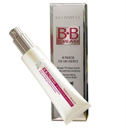 Keenwell BB Cream – Омолаживающая защитная база для макияжа, 40 мл - фото 12381