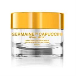 Germaine de Capuccini Royal Jelly Pro-Resilience Royal Cream Comfort – Комфорт-крем омолаживающий для нормальной кожи, 50 мл - фото 12466
