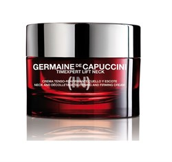 Germaine de Capuccini Timexpert Lift (In) Neck And Decolletage Tautening and Firming Cream – Крем для шеи и декольте с эффектом подтяжки, 50 мл - фото 12669