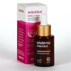 Sesderma Acglicolic Liposomal Serum – Сыворотка липосомальная с гликолевой кислотой Агликолик, 30 мл - фото 12945