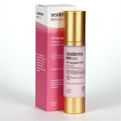 Sesderma Reti Age Anti-aging Gel Cream – Гель-крем антивозрастной с ретинолом Рети Эдж, 50 мл - фото 12998