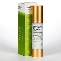 Sesderma Factor G Renew Rejuvenating Gel Cream – Гель-крем регенерирующий от морщин Фактор Джи, 50 мл - фото 13013