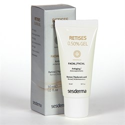 Sesderma Retises Antiaging Nano Gel 0,5% – Наногель антивозрастной с ретинолом 0.5% Ретисес, 30 мл - фото 13156