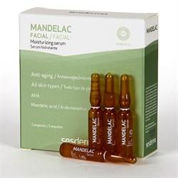 Sesderma Mandelac Moisturizing Serum – Сыворотка увлажняющая с миндальной кислотой Манделак, 5 шт. по 2 мл - фото 13183