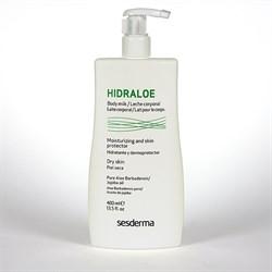 Sesderma Hidraloe Body Milk – Молочко для тела Гидралое, 400 мл - фото 13234