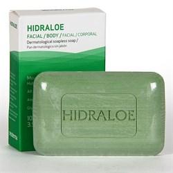 Sesderma Hidraloe Facial and Body Dermatological Soapless Soap – Мыло дерматологическое для гигиены лица и тела, 100 гр. - фото 13235