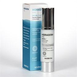 Sesderma Hidraderm Hyal Facial Cream – Крем увлажняющий Гидрадерм Гиал, 50 мл - фото 13284