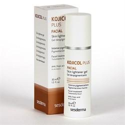 Sesderma Kojicol Plus Skin Lightener Gel – Гель депигментирующий Койджикол Плюс, 30 мл  - фото 13307