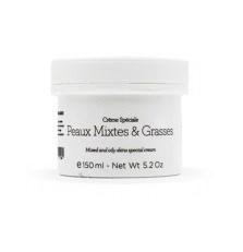 Gernetic Peaux Mixtes & Grasses Special Cream – Крем специальный для кожи смешанного и жирного типов Жернетик Спешиал, 150 мл - фото 13524