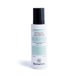 Dermatime Pure and Perfect Mattifying Tonic Pore Reducer – Тоник матирующий и сужающий поры Дерматайм, 200 мл - фото 13686