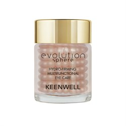 Keenwell Evolution Sphere Hydro-Firming Multifunctional Eye Care – Комплекс увлажняющий лифтинговый мультифункциональный для контура глаз, 15 мл - фото 13843