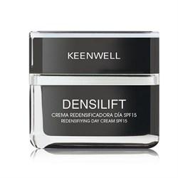 Keenwell Densilift Redensifiyng Day Cream SPF 15 – Крем, восстанавливающий упругость кожи с СЗФ 15 дневной, 50 мл - фото 14072