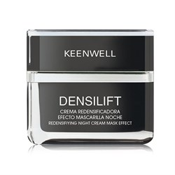 Keenwell Densilift Redensifiyng Night Cream Mask Effect – Крем-маска, восстанавливающий упругость кожи ночной, 50 мл - фото 14074