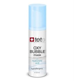 Tete Cosmeceutical Oxy Bubble Mask – Маска кислородно-пенная, 30 мл - фото 14160