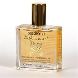 Sesderma Sublime Milti-Purpose Oil – Масло питательное и восстанавливающее для лица, тела и волос Сесдерма, 50 мл - фото 14375