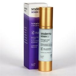 Sesderma Sesgen 32 Facial Gel-cream – Крем-гель клеточный активатор для лица Сесген 32, 50 мл - фото 14488
