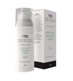 Mesaltera Anti-acne Hydrating Cream – Крем увлажняющий для проблемной и жирной кожи, 50 мл - фото 14581