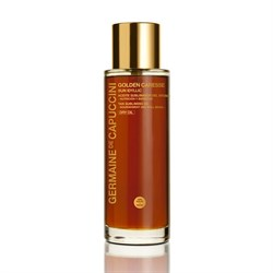Germaine de Capuccini Golden Caresse Sun Idyllic Tan Subliming Oil – Сухое масло для поддержания идеального загара, 100 мл - фото 15022
