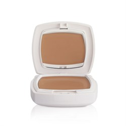 Germaine de Capuccini Golden Caresse Hi-Protection Make Up Oil-free (Golden) – Крем-пудра солнцезащитная нежирная SPF 50 (тон золотистый), 12 гр. - фото 15083