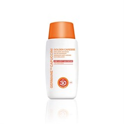 Germaine de Capuccini Golden Caresse Advanced Anti-Ageing Sun Emulsion SPF 30 – Эмульсия солнцезащитная антивозрастная усиленная СЗФ 30, 50 мл - фото 15087