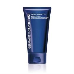 Germaine de Capuccini Excel Therapy O2 365 Soft Scrub Tube – Мягкий скраб для лица, 150 мл - фото 15158