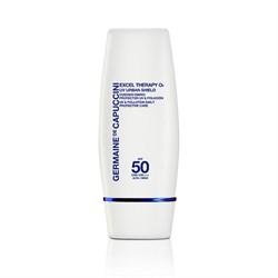 Germaine de Capuccini Excel Therapy O2 UV Urban Shield SPF 50 – Эмульсия с UV-защитой СЗФ 50, 30 мл - фото 15162