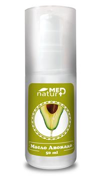 NaturMed 100 % натуральное масло Авокадо, 50 мл - фото 15322