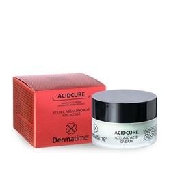 Dermatime Acidcure Azelaic Acid Cream – Крем с азелаиновой кислотой Дерматайм, 50 мл - фото 15472