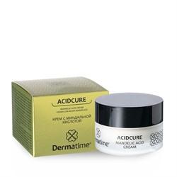Dermatime Acidcure Mandelic Acid Cream – Крем с миндальной кислотой Дерматайм, 50 мл - фото 15473