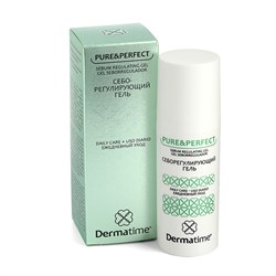 Dermatime Pure&Perfect Sebum Regulating Gel – Гель себорегулирующий Дерматайм, 50 мл - фото 15946
