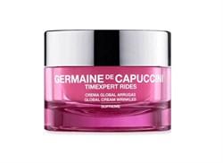 Germaine De Capuccini Timexpert Rides Global Wrinkles Supreme – Крем для коррекции морщин очень сухой кожи, 50 мл - фото 16279