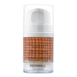Keenwell Evolution Sphere Hydro-Antioxidant Multifunctional Care – Комплекс увлажняющий антиоксидантный мультифункциональный, 50 мл - фото 16408